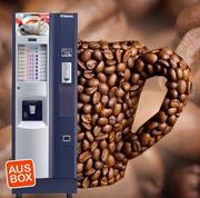 Best Coffee Vending Machine- Ausbox Group Call Us- 1800 28 26 22