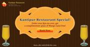 Order takeaway or pickup for over $50 and enjoy a complimentary glass