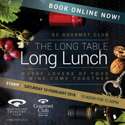 The Long Table Long Lunch