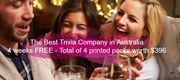 Trivia Packages Australia - Trivia Company Hope Island